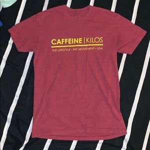 Caffeine & Kilos Tee